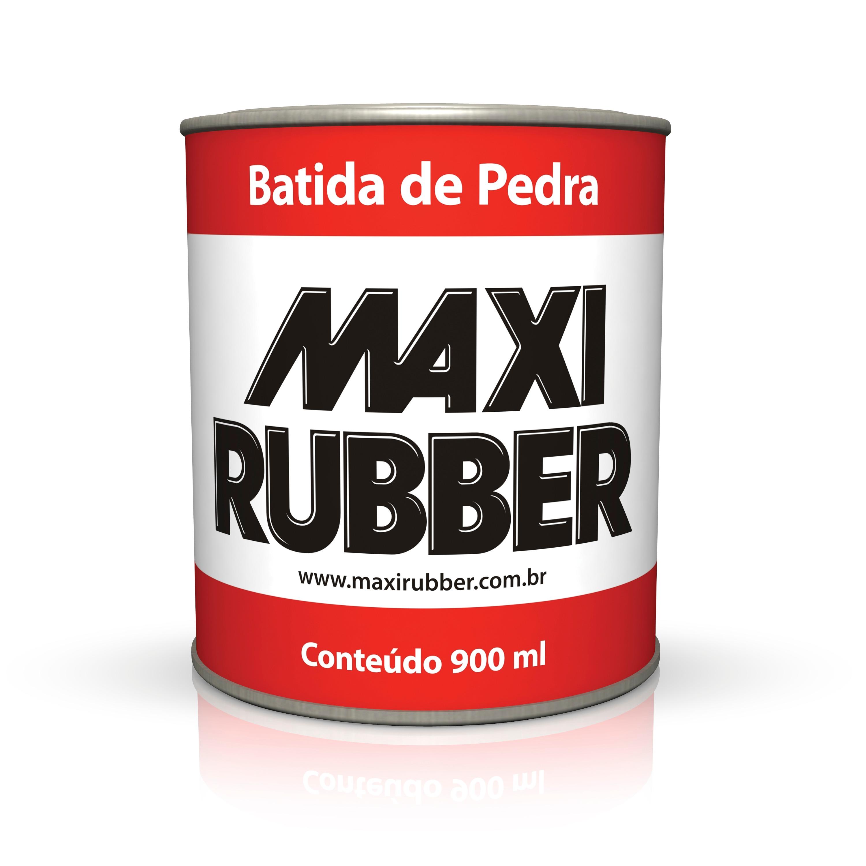 Batida De Pedra Preto Maxi Rubber Maxi Rubber