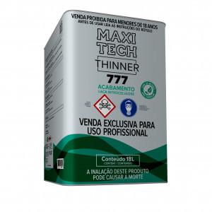 Thinner 777 - Laca Acabamento - 18L