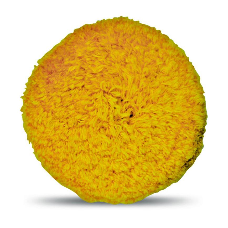 Boina Dupla Face Amarela