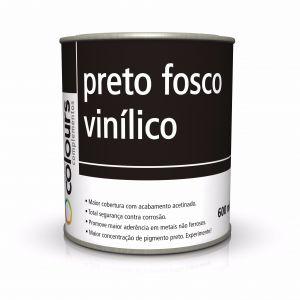 Preto Fosco Vinílico