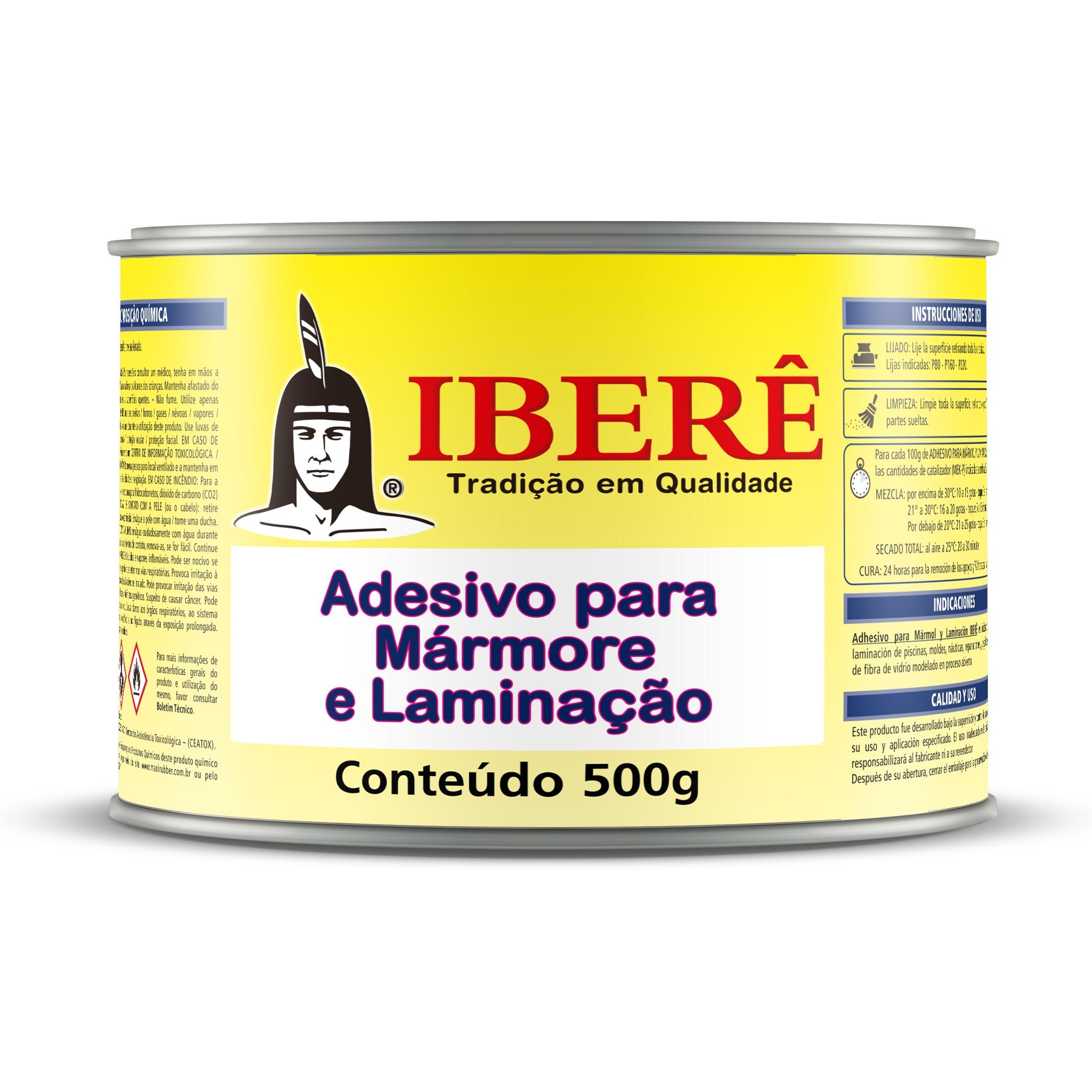 Adesivo Para Mármore e Laminação - 500g