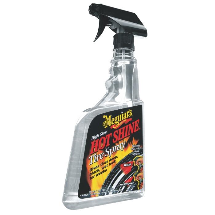 Brilha Pneu Hot Shine Spray (G12024)