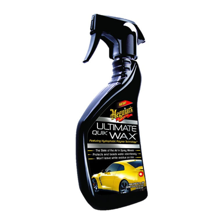 Cera em Spray Ultimate Quick Wax (G17516)
