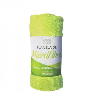 Flanela Microfibra MAXI TECH Verde (40X60)
