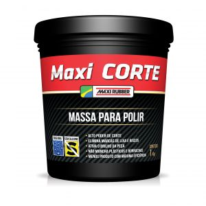 Maxi Corte - Massa para polir